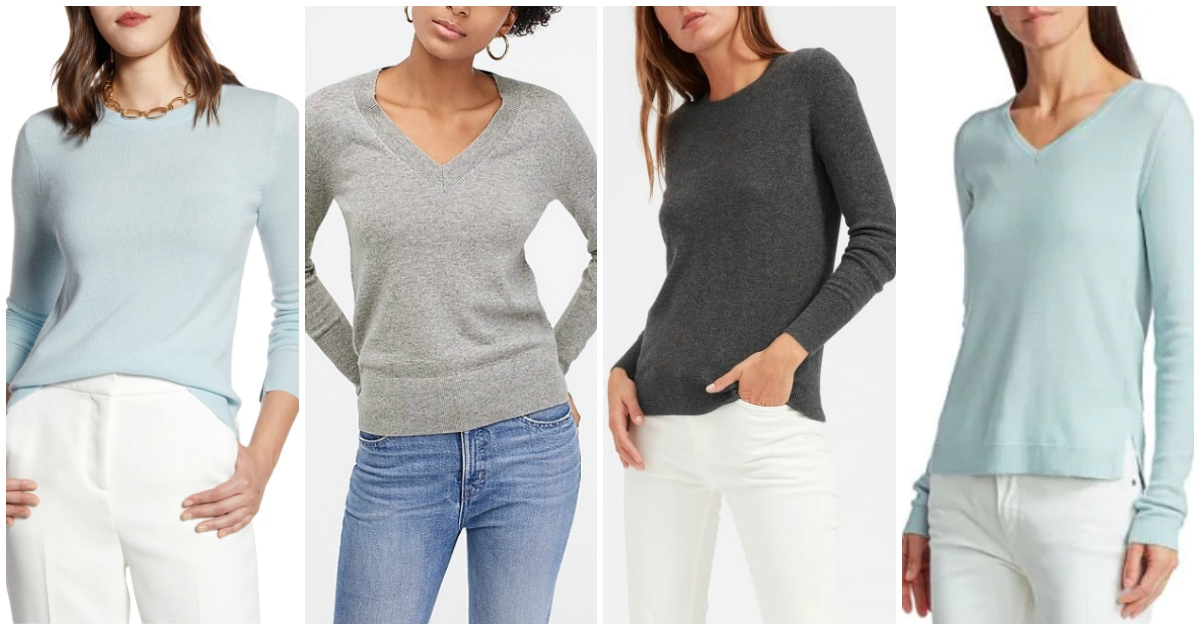 cashmere jumpers UK